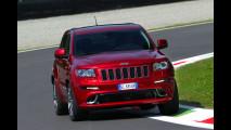 Jeep Grand Cherokee SRT - TEST
