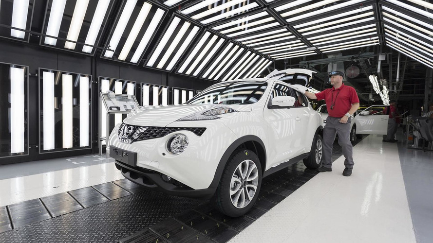 Nissan announces Sunderland-built second-gen Juke is coming thanks to £100M investment