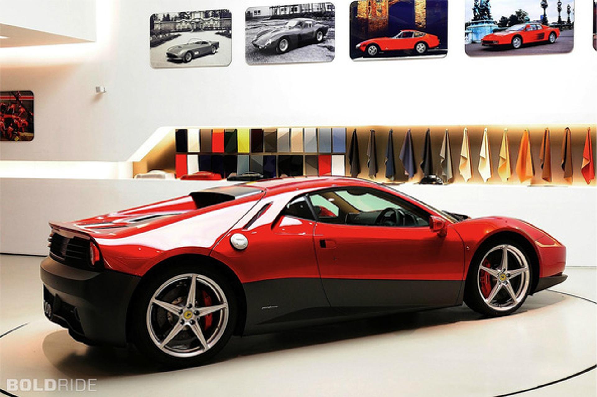 Slowhand, Fast Car: Clapton Commissions $4.7M Custom Ferrari