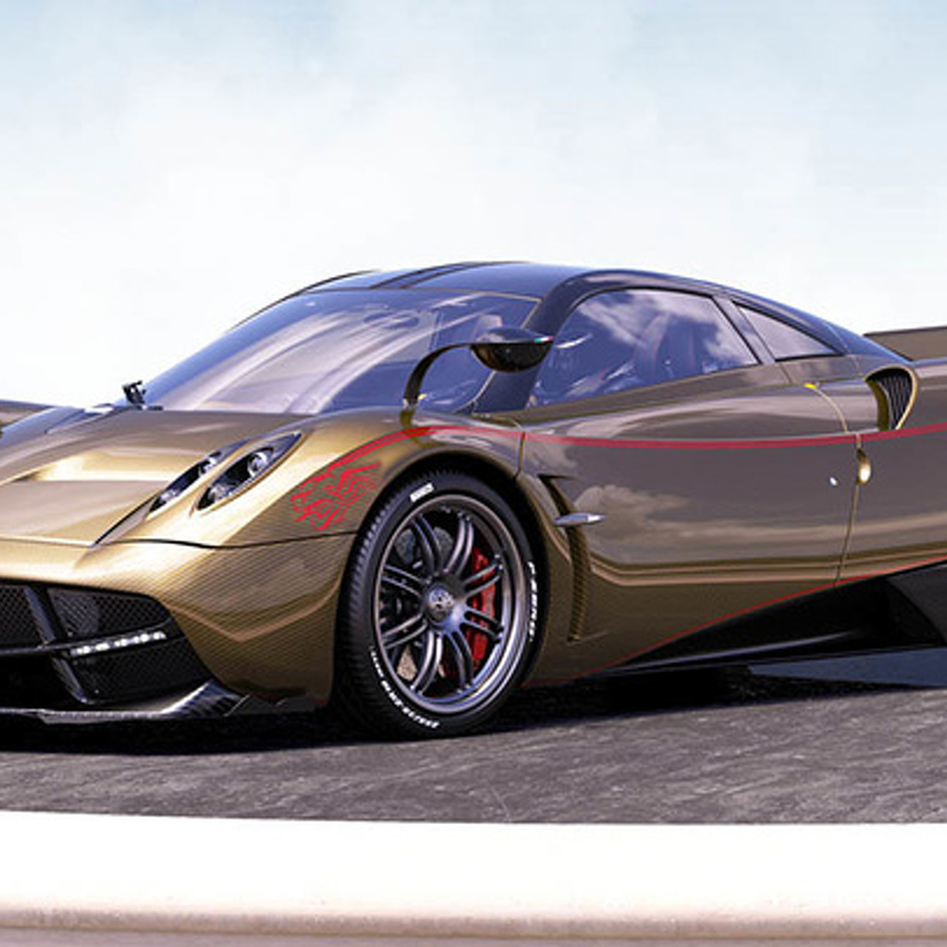 10 Eye-Popping Bare Carbon Fiber Supercars