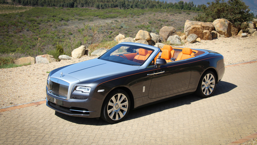 2016 Rolls-Royce Dawn: First Drive