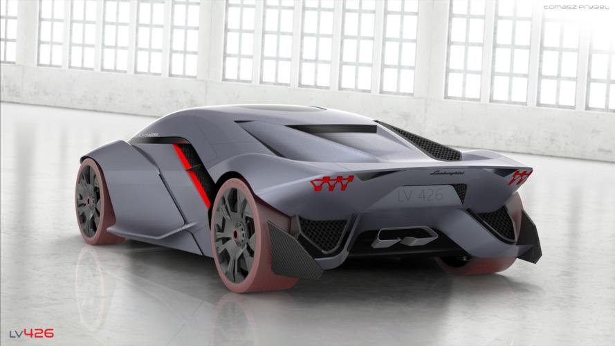 Lamborghini LV-426 konsepti
