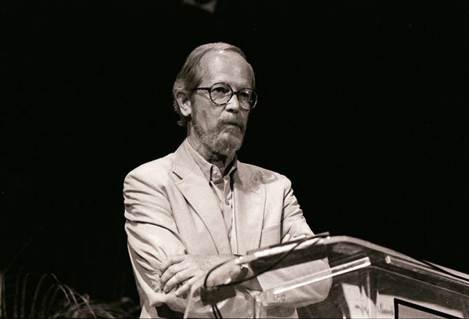 RIP Elmore Leonard: Novelist, Screenwriter, Detroit Ad Man