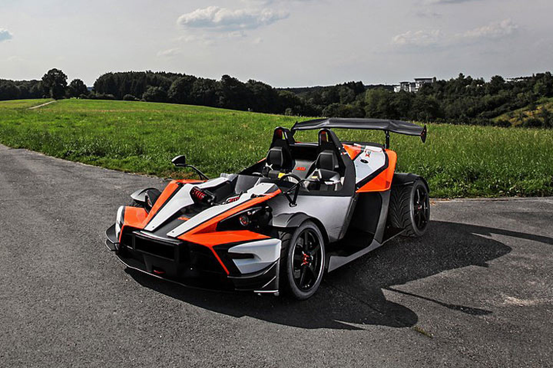 Wimmer Made the KTM X-Bow Even Meaner With 375HP