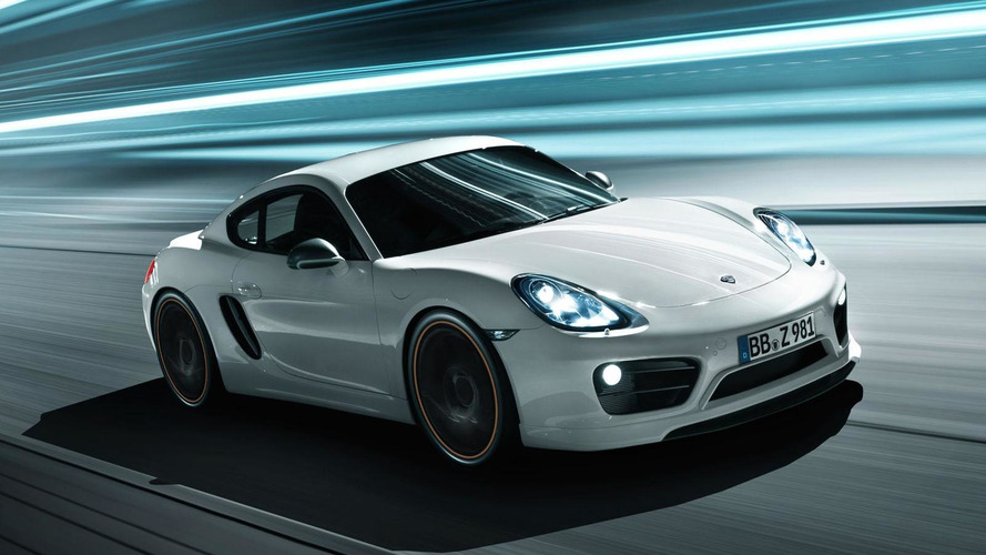 TechArt updates the Porsche Cayman