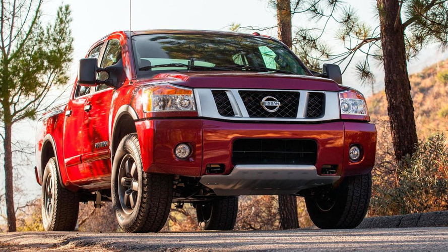 2016 Nissan Titan to debut in Detroit - report