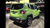 Jeep Renegade é flagrado em testes na Índia pela primeira vez