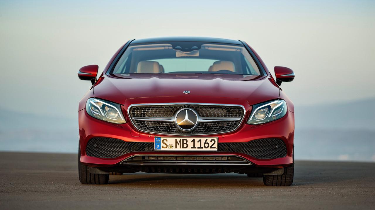 2018 mercedes benz e class coupe photo for Mercedes benz e class sedan 2018