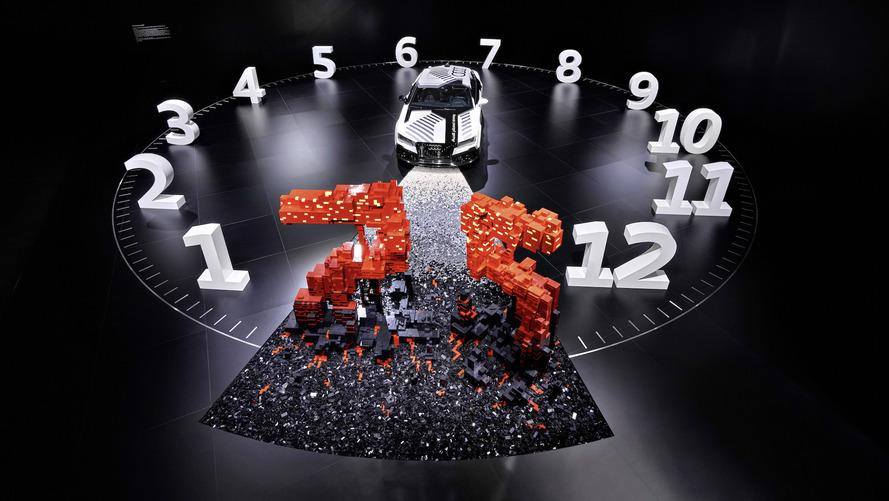 Audi RS 7 Extra Hour Legos