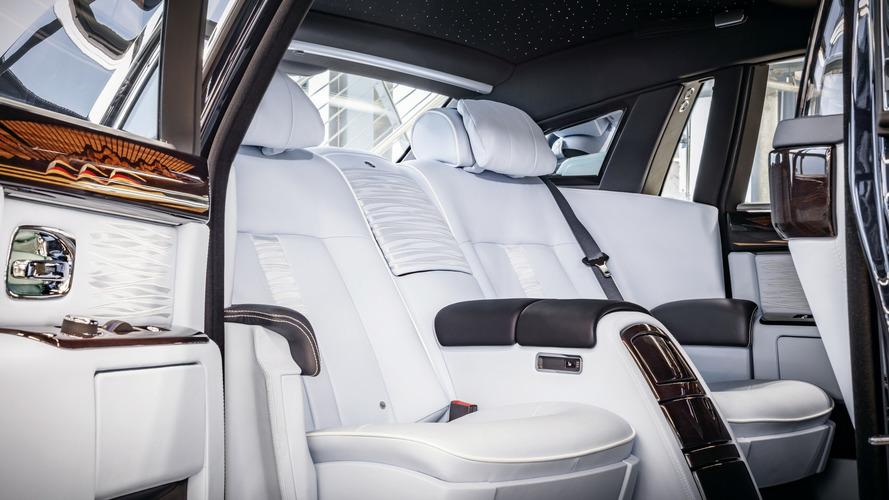 Son Rolls-Royce Phantom VII