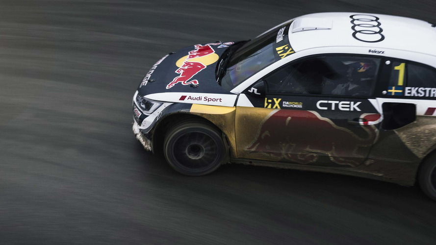 Rallycross set to become all-electric in 2020