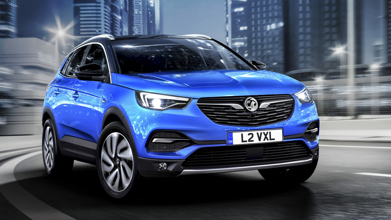 2018 Opel / Vauxhall Grandland X Photo Gallery