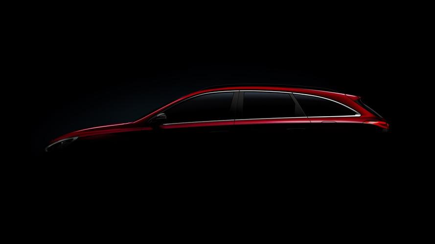 2017 Hyundai i30 Wagon teased prior to Geneva debut