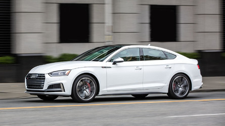 2018 Audi A5 And S5 Sportback First Drive