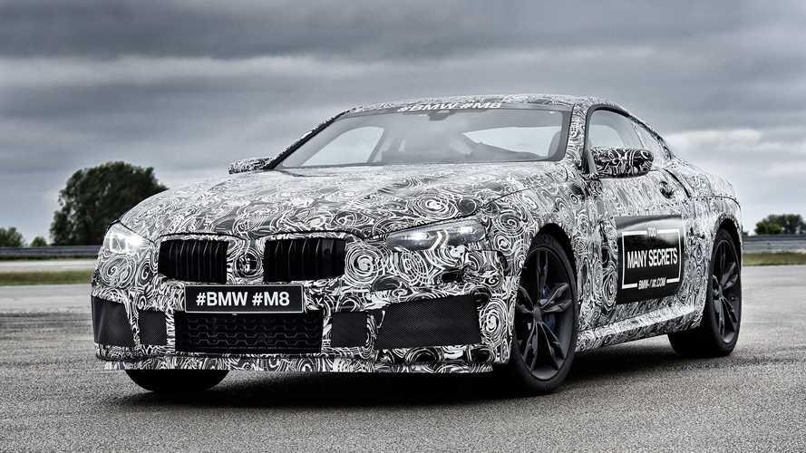 La BMW M8 n'aura pas droit au prestigieux V12