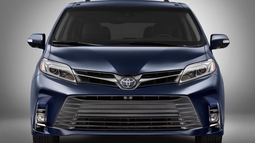 2018 Toyota Sienna and Yaris Refresh