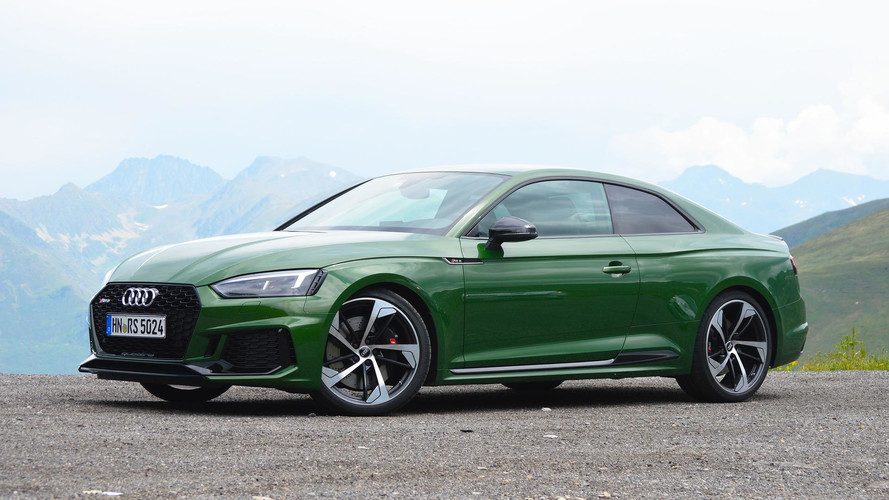 Audi RS 5 Coupé supergalería de fotos