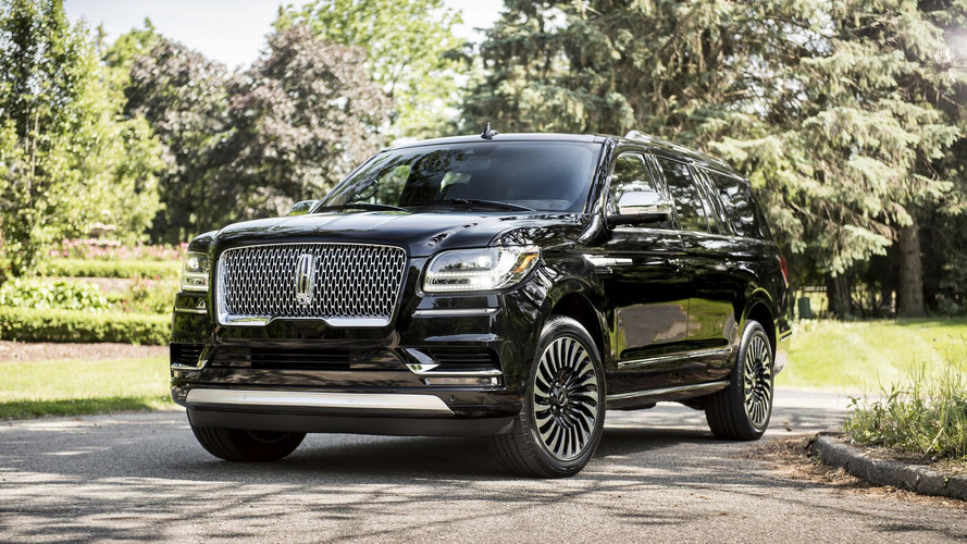 Most Expensive 2018 Lincoln Navigator Costs $104,595