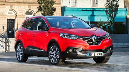 Renault Kadjar'a İngiltere'de yeni bir benzinli seçenek geldi