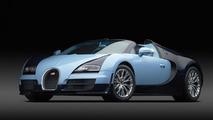 Bugatti Veyron Grand Sport Vitesse Jean-Pierre Wimille Edition 16.8.2013