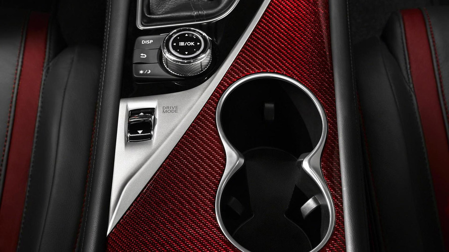 Infiniti Q50 Eau Rouge concept specifications to be announced in Geneva [video]