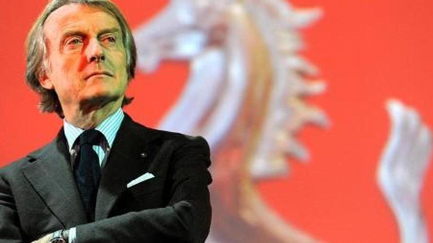 Luca di Montezemolo quits Ferrari, replaced by Sergio Marchionne