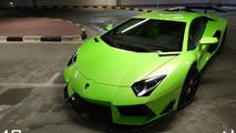 Lamborghini Aventador DIECI by DMC unleashed