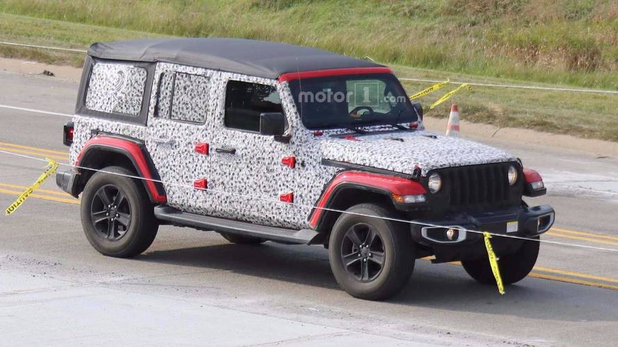 Jeep Wrangler Unlimited Order Guide Leaked; Dealers Taking Orders