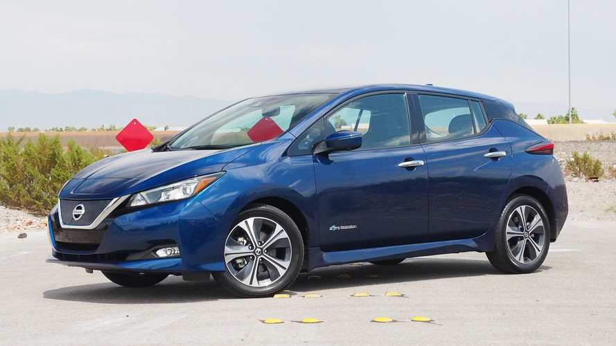Nissan Says 2018 Leaf Offers Up To $6,800 In Bonus Value