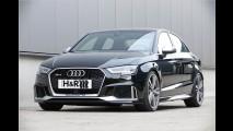 Audi RS 3: Limousine mit Tiefgang