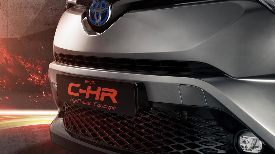 Toyota Teases Hybrid C-HR Concept, New Land Cruiser For Frankfurt