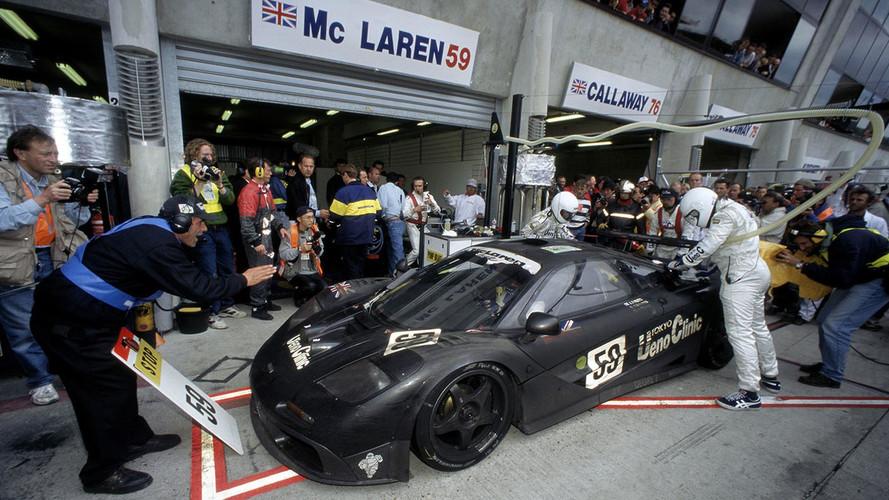 McLaren Targets Le Mans Return If LMP1 Gets Rules Reset