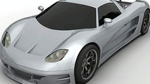 Hybrid Technologies 220mpg Supercar