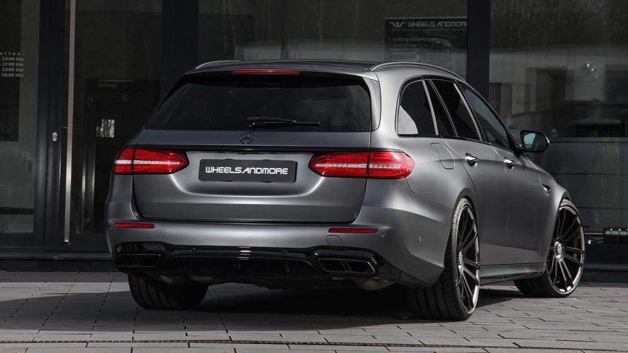 Mercedes-AMG E 63 S Estate par Wheelsandmore