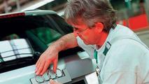 Audi A4 Avant in Production