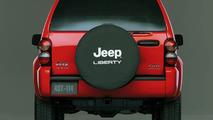 Jeep Liberty CRD Diesel