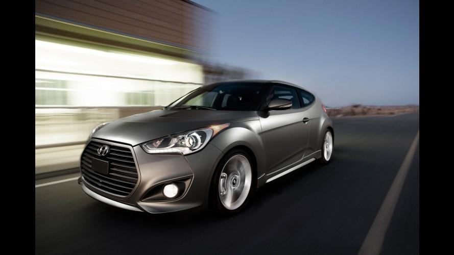 Hyundai pode estar desenvolvendo versão apimentada R-Spec para o Veloster Turbo