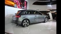 Salão do Automóvel: Audi apresenta Novo A3 Sport ao lado do novíssimo Sportback