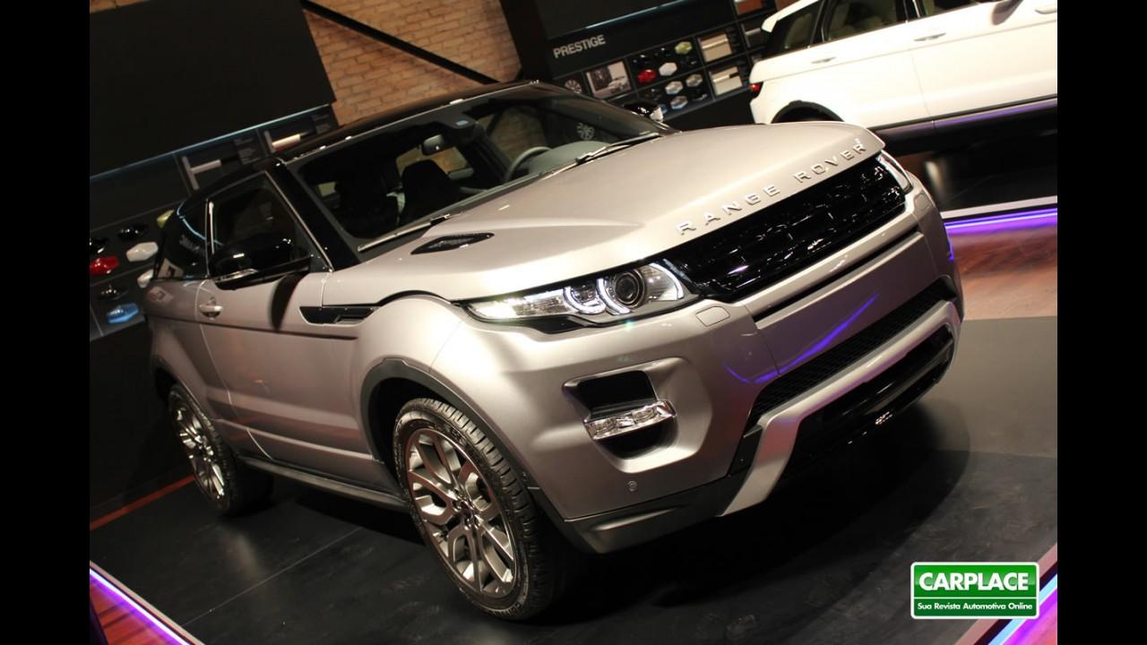Range Rover Evoque poderá ter motor 3.0 V6 turbo em versão esportiva