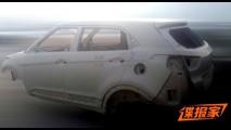 Flagra: futuro jipinho Hyundai