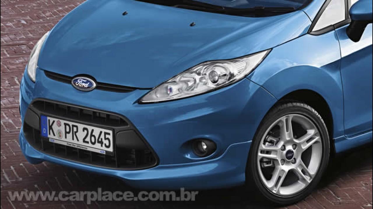 Novo Ford Fiesta Sport - Versão com mudanças esportivas de verdade é lançada na Europa