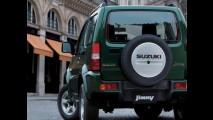 Suzuki Jimny reestilizado é apresentado na Europa
