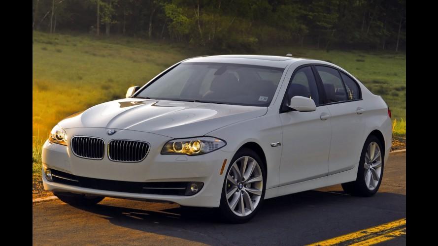 BMW deixa de oferecer versões 535i e 550i da Série 5 no Brasil