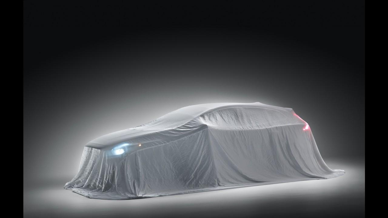 Salão de Genebra: Volvo divulga primeiro teaser do conceito V40