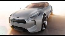 Kia GT, futuro rival do Audi A7, tem produção em série quase confirmada