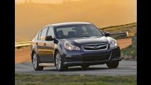 Novo Subaru Legacy 2010 chega ao Brasil com preço inicial de R$ 110 mil