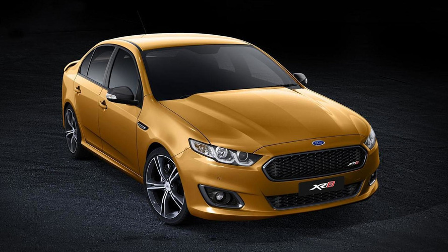 Ford Falcon XR6 could get a high-performance variant