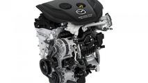 Mazda SKYACTIV-D 1.5-liter diesel engine