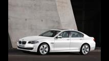 BMW Serie 5: nuovi motori per l'autunno