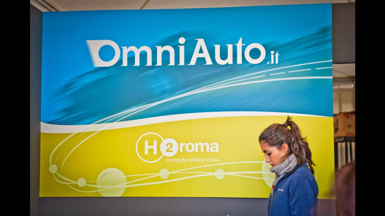 H2Roma 2012, i test drive curati da OmniAuto.it